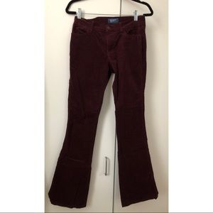 Old Navy Flared Corduroy Pants